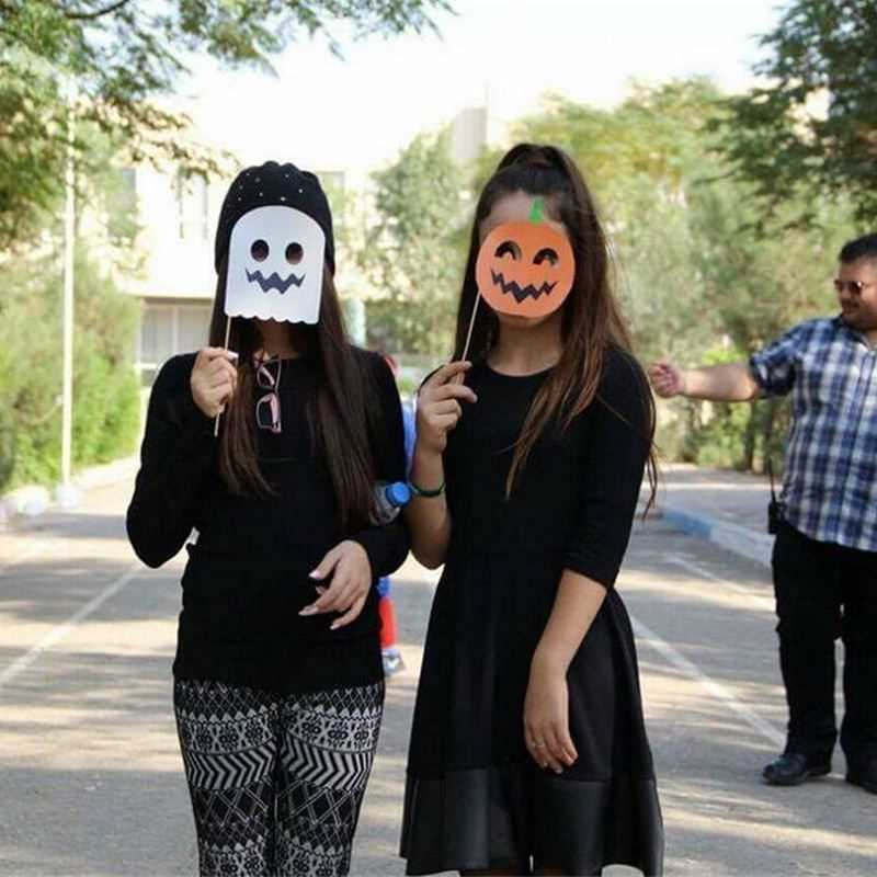FMIS Students Celebrate Halloween