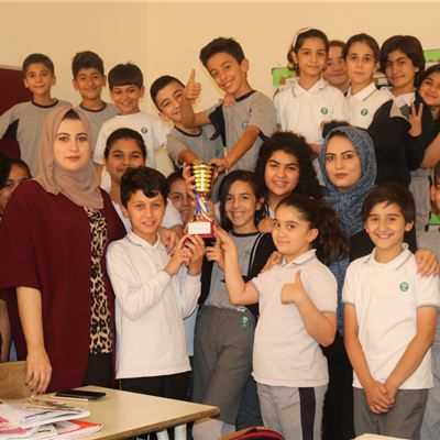 FMIS STUDENTS EARN SABIS® AMS TROPHIES