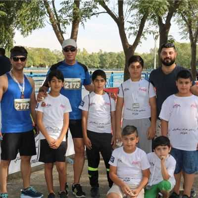 FMIS GR.5 , GR.6 , GR.7 STUDENTS ENGAGE IN ERBIL INTERNATIONAL MARATHON