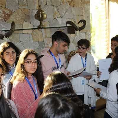 FAKHIR MERGASORI INTERNATIONAL SCHOOL GR.7 TO GR.12 STUDENTS PARTICIPATE IN SLO MINI- CONFERENCE 2019