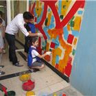 Students at FMIS Make School a Colorful Place