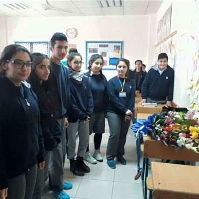 FMIS Prefects Visit Sarwaran to Pay Respects