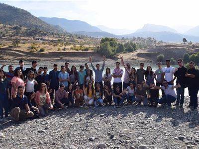 FMIS Students Enjoy Barzan