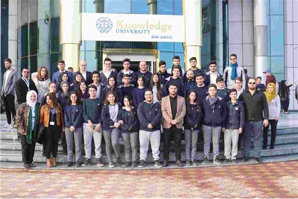 FMIS Students Visit Knowledge College