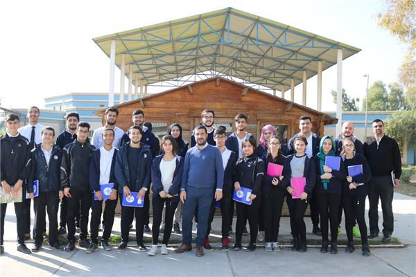 FMIS STUDENTS ATTEND SAGA PRESENTATION