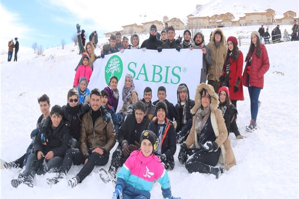 GRADE 9 STUDENTS VISIT KOREK MOUNTAIN