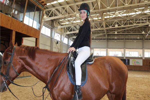 FMIS STUDENTS ENJOY HORSEBACK RIDING ACTIVITY