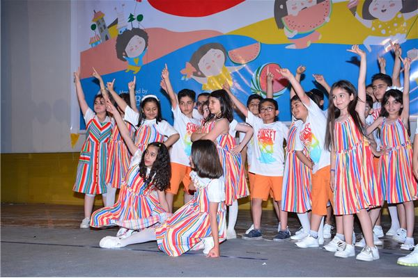 FMIS STUDENTS PERFORM ANNUAL SPRING CONCERT