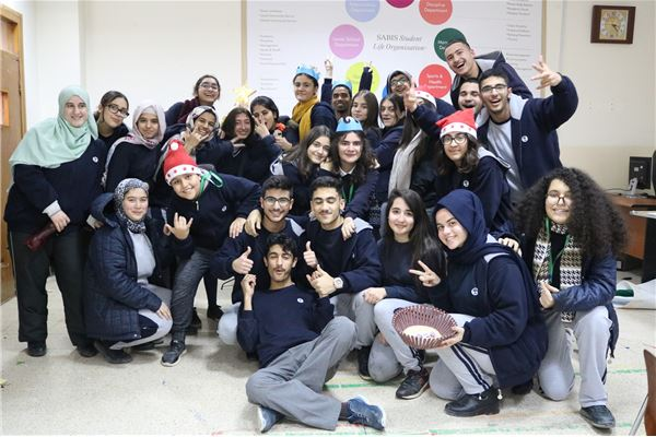 FMIS STUDENTS CELEBRATE NEW YEAR