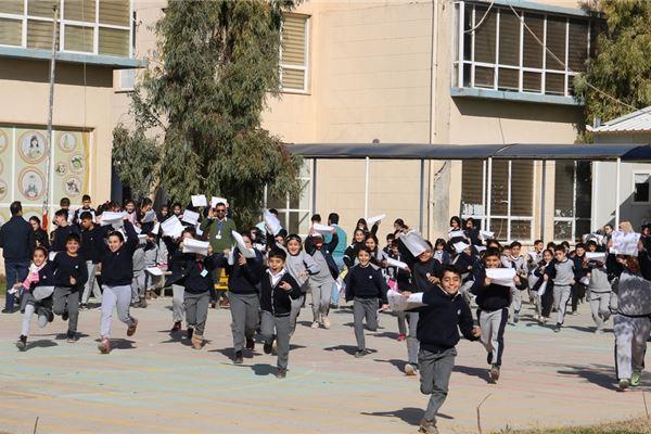 FMIS STUDENTS RECEIVE DISCIPLINE CERTIFICATES